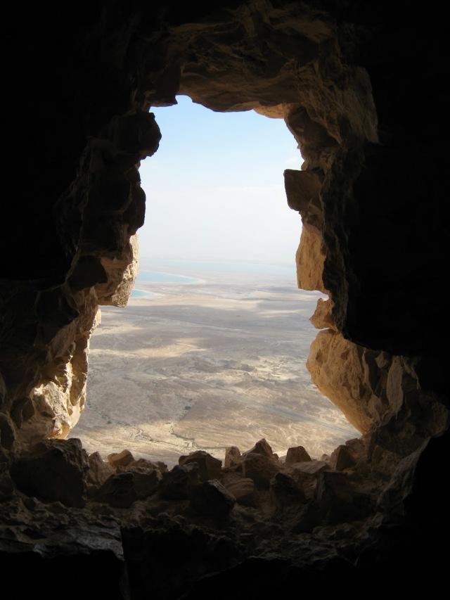 elijahs-hiding-cave