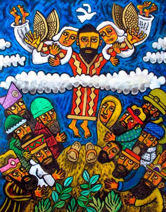 Brian Whelan Ascension 36 x 29 65 bd 2012
