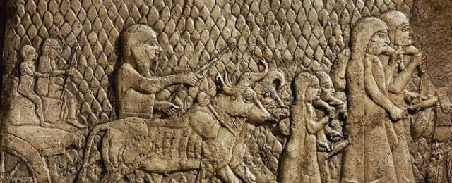 1-Chronicles-9-Jewish-captives-detail-of-a-relief-from-the-palace-of-Sennacherib-at-Niniveh-Iraq-photographed-by-Erich-Lessing-669x272