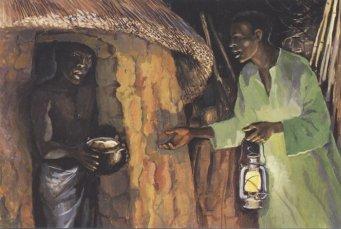 The Insistent Friend - Luke 11:5-8
